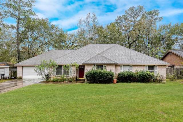 323 Chateau Woods Pkwy Drive, Conroe, TX 77385 (MLS #66831886) :: Guevara Backman