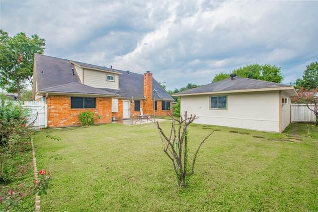 4207 Arapajo Street, Pasadena, TX 77504 (MLS #66840817) :: Texas Home Shop Realty