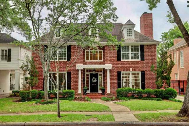 4019 Arnold Street, Houston, TX 77005 (MLS #66842095) :: The SOLD by George Team