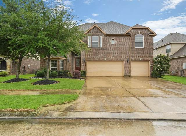 2104 Stonewood Heights Court, Pearland, TX 77581 (MLS #66848507) :: Michele Harmon Team