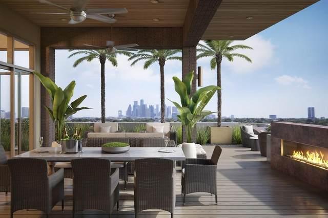 2240 Mimosa Drive Ph-8E, Houston, TX 77019 (MLS #66854000) :: My BCS Home Real Estate Group