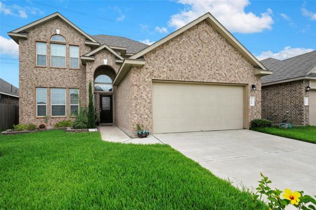 366 Kendall Crest Drive, Alvin, TX 77511 (MLS #66854937) :: NewHomePrograms.com LLC