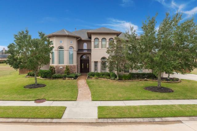 11511 Lago Verde Drive, Richmond, TX 77406 (MLS #66865605) :: Team Sansone
