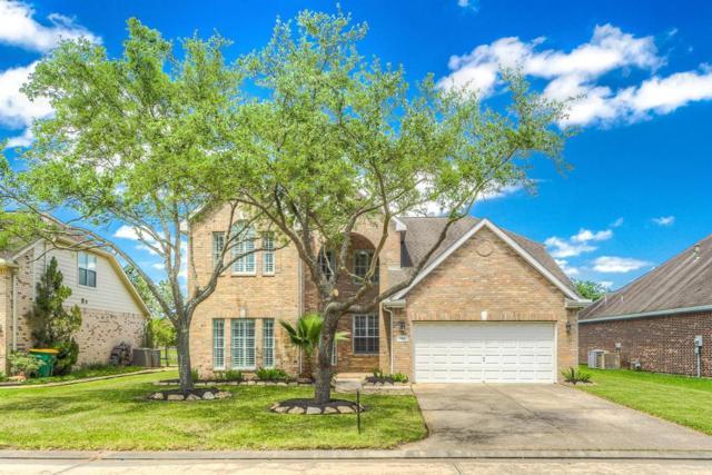 514 N Elder Grove Drive, Pearland, TX 77584 (MLS #66877773) :: Fanticular Real Estate, LLC