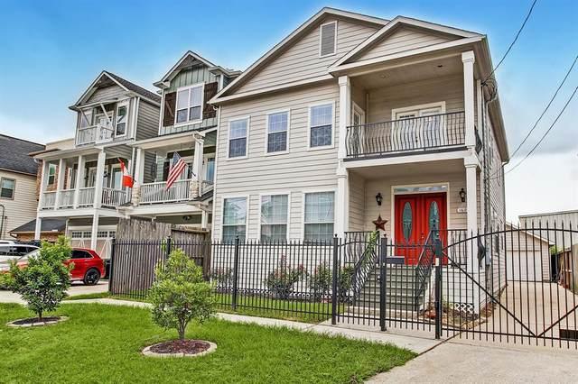 1604 W 22nd Street, Houston, TX 77008 (MLS #66878327) :: The Parodi Team at Realty Associates