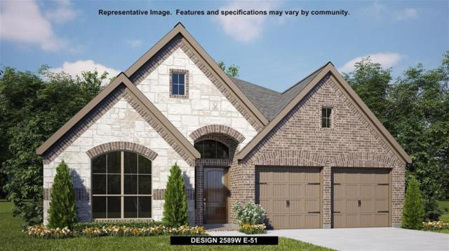 2236 Blackhawk Ridge Lane, Manvel, TX 77578 (MLS #66884348) :: The Bly Team