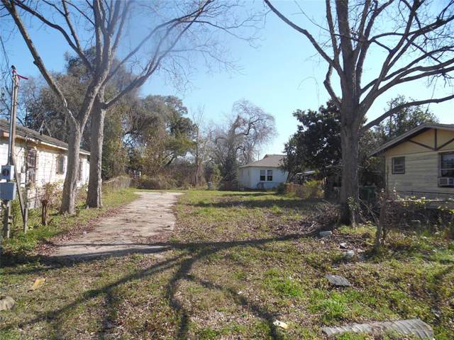 4006 Chapman Street, Houston, TX 77009 (MLS #6688771) :: Texas Home Shop Realty
