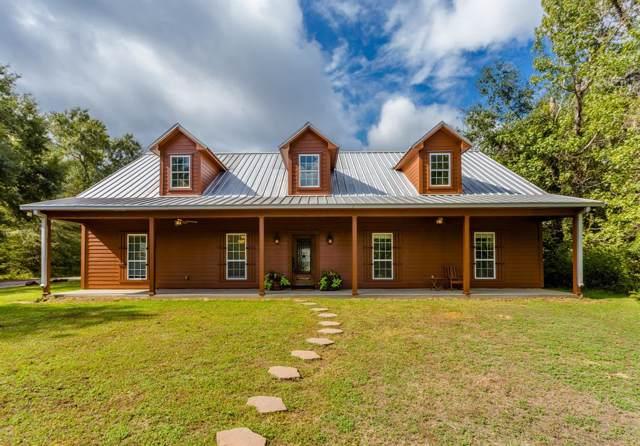 4820 Jackson Road, Montgomery, TX 77316 (MLS #66899229) :: Texas Home Shop Realty