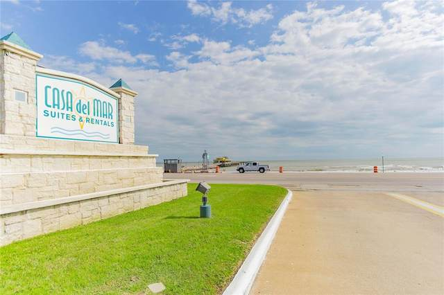 6102 Seawall Boulevard #388, Galveston, TX 77551 (MLS #66899967) :: Len Clark Real Estate