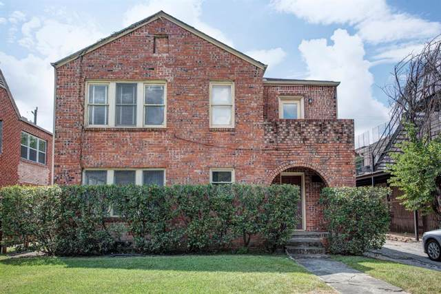 1629 Castle Court, Houston, TX 77006 (MLS #66900574) :: Guevara Backman