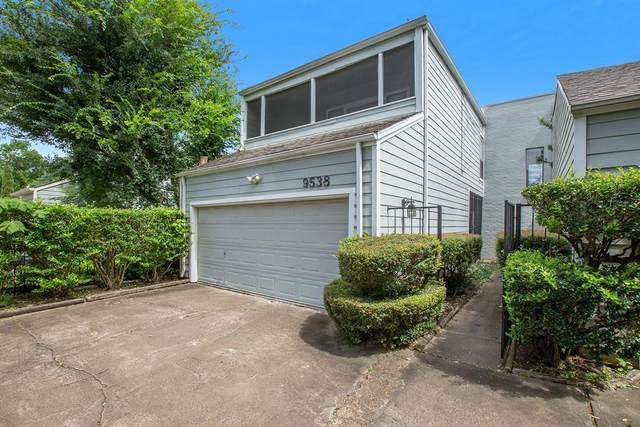 9538 Val Verde Street, Houston, TX 77063 (MLS #66902795) :: Texas Home Shop Realty