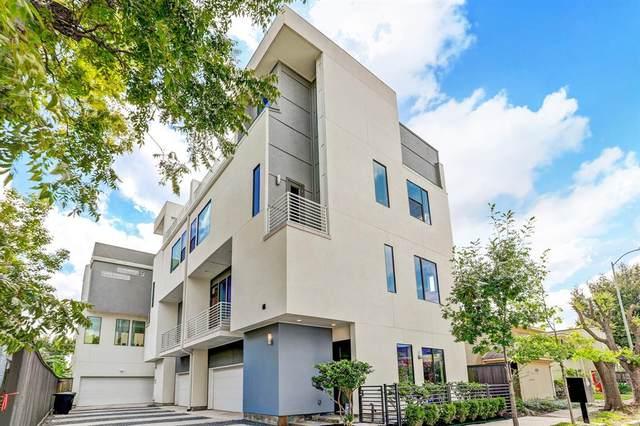 517 W Saulnier Street, Houston, TX 77019 (MLS #66906207) :: My BCS Home Real Estate Group