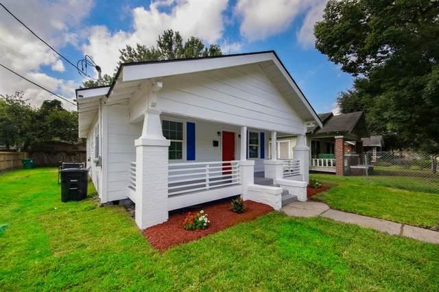 3022 Gray Street, Houston, TX 77004 (MLS #66917365) :: Ellison Real Estate Team