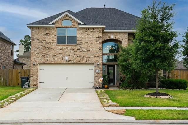 4419 Carmel River Lane, Spring, TX 77388 (MLS #66925362) :: Rachel Lee Realtor
