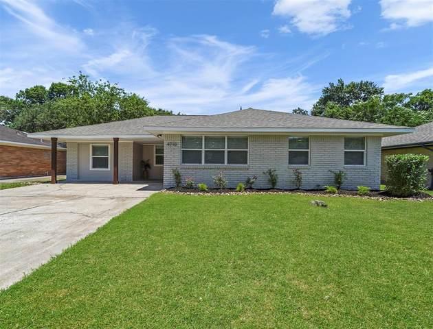 4710 W 43rd Street, Houston, TX 77092 (MLS #66940945) :: The Sansone Group