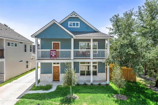 122 Richards Street B, College Station, TX 77840 (MLS #66943653) :: Caskey Realty