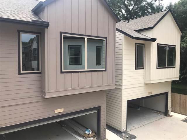 731 Janisch Street, Houston, TX 77018 (MLS #66950132) :: Phyllis Foster Real Estate