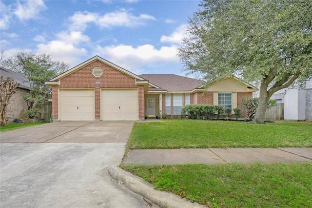 22822 Old Church Lane E, Katy, TX 77449 (MLS #66954762) :: The SOLD by George Team