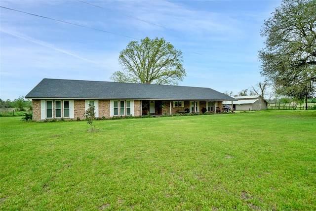 975 Fm 1696 Road W, Huntsville, TX 77320 (MLS #66966805) :: The SOLD by George Team