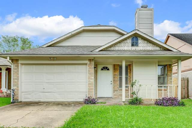 2051 Greencourt Drive, Missouri City, TX 77489 (MLS #66980999) :: Green Residential