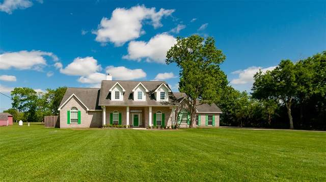 4211 Avenue E, Santa Fe, TX 77510 (MLS #66988193) :: Phyllis Foster Real Estate