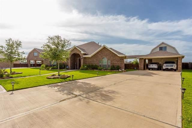 6703 Hawkins Street, Manvel, TX 77578 (MLS #66988243) :: Christy Buck Team