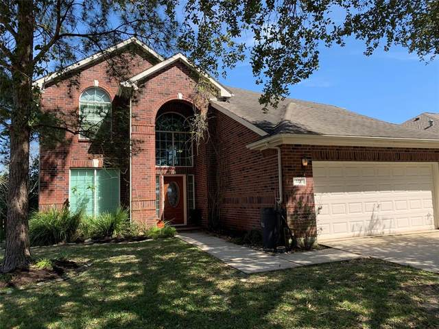 4420 Blooming Garden Court, League City, TX 77573 (MLS #66990994) :: The Sansone Group