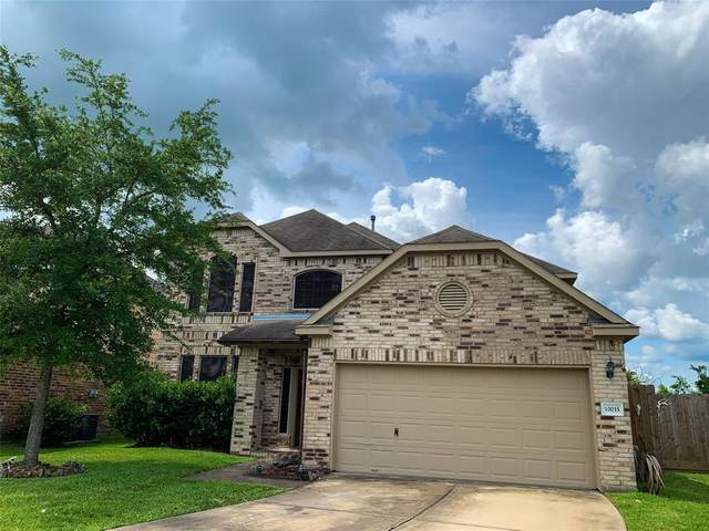 10035 Wood Leaf Court, Baytown, TX 77521 (MLS #66995728) :: Guevara Backman