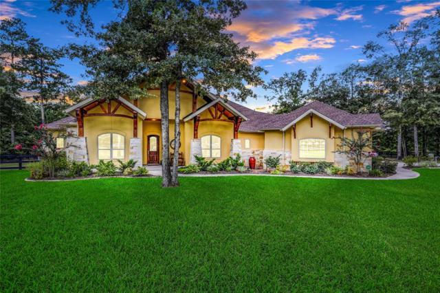 11260 Blue Grass Way, Conroe, TX 77304 (MLS #66999976) :: Texas Home Shop Realty