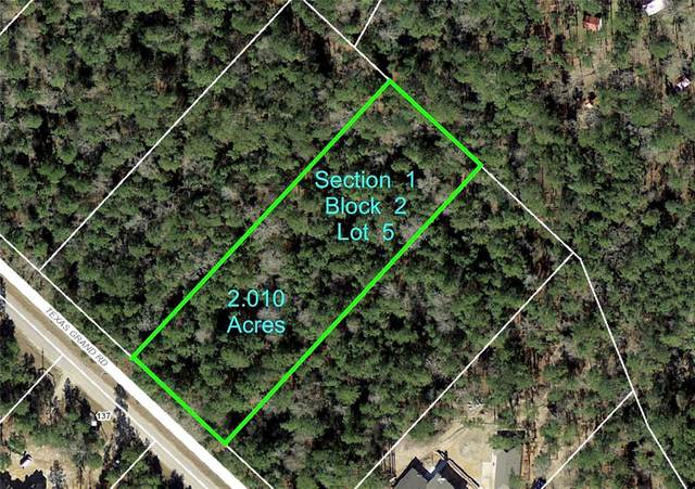 1-2-5 Texas Grand Road, Huntsville, TX 77340 (MLS #67021656) :: My BCS Home Real Estate Group