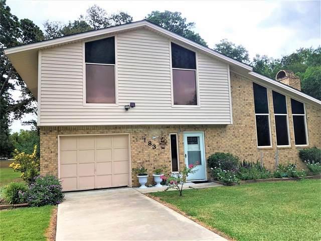 183 Bending Oaks Ln, Livingston, TX 77351 (MLS #67026638) :: The SOLD by George Team