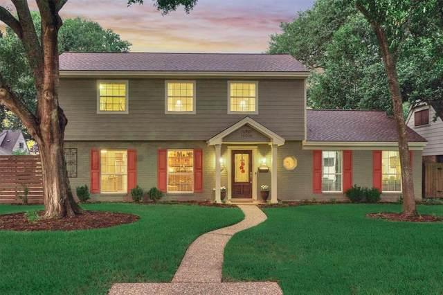 10006 Moorberry Lane, Houston, TX 77080 (MLS #67032220) :: The Property Guys
