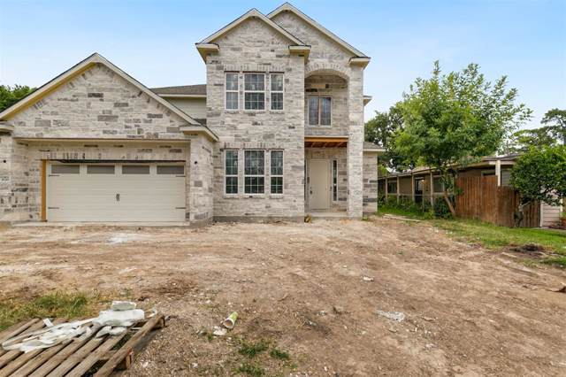 1120 Wakefield Drive, Houston, TX 77018 (MLS #67035486) :: The Heyl Group at Keller Williams