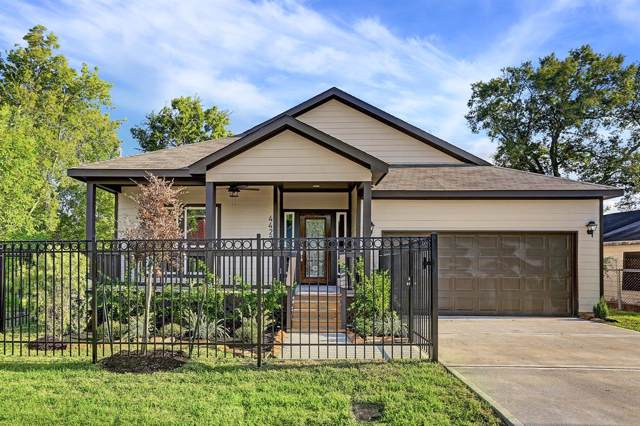 4422 Sterling Street, Houston, TX 77051 (MLS #67036577) :: The SOLD by George Team