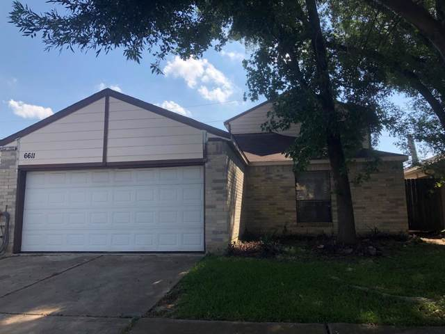 6611 Gladewell Drive, Houston, TX 77072 (MLS #67037145) :: The Jill Smith Team