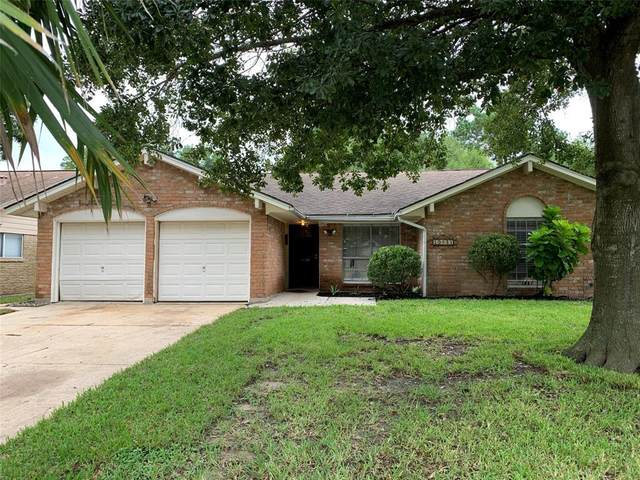 10831 Overlea Drive, Houston, TX 77089 (MLS #67048896) :: The SOLD by George Team