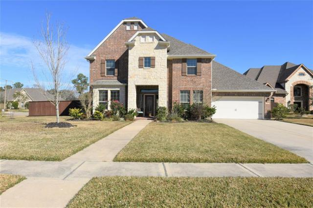 403 Old Orchard Drive, Dickinson, TX 77539 (MLS #67063169) :: The SOLD by George Team