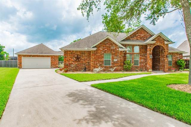 4314 Dover Avenue, Santa Fe, TX 77510 (MLS #67068368) :: The SOLD by George Team