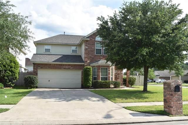12931 Pine Woods Street, Tomball, TX 77375 (MLS #67068976) :: The Queen Team