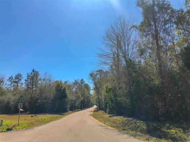 00 Willard Lake Rd, Silsbee, TX 77656 (MLS #67080201) :: The Home Branch