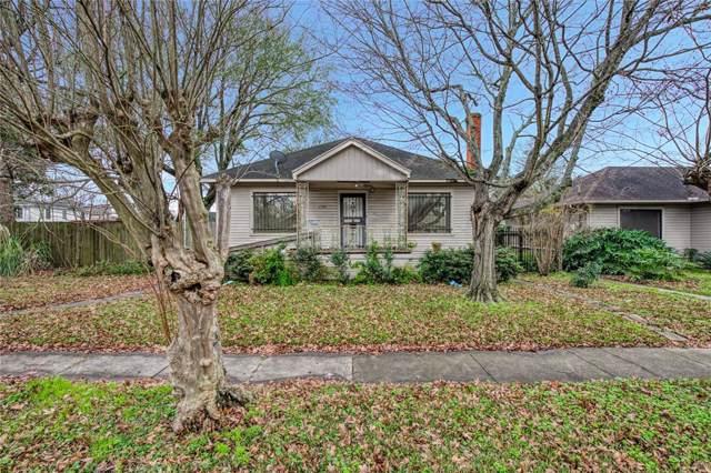 1520 Barbee Street, Houston, TX 77004 (MLS #67090813) :: Bay Area Elite Properties