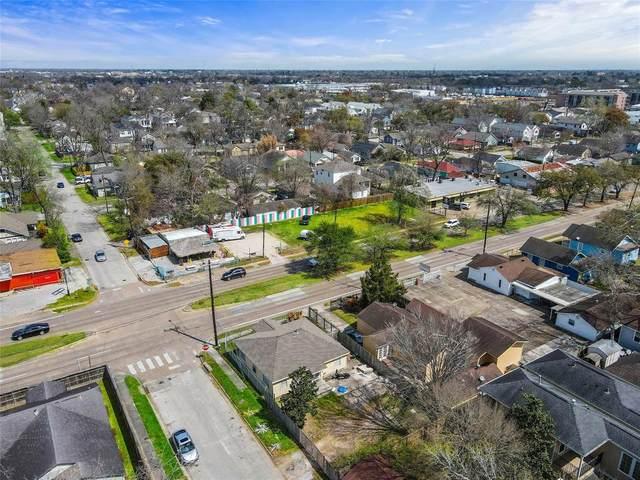 1039 W Cavalcade Street, Houston, TX 77009 (MLS #67098989) :: The Property Guys