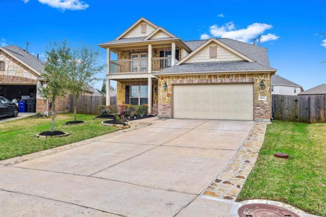 6824 Peach Mill Lane, Dickinson, TX 77539 (MLS #67103738) :: Texas Home Shop Realty