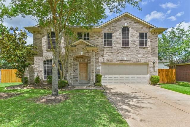 4609 Buescher Court, Pearland, TX 77584 (MLS #67103814) :: Homemax Properties