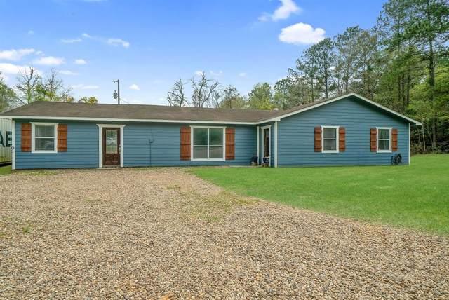 220 Firelane S, Livingston, TX 77351 (MLS #67115527) :: Ellison Real Estate Team