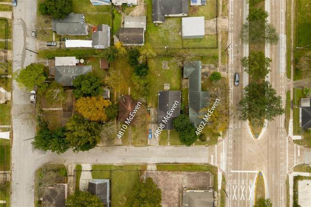 4802 Mcewen Street, Houston, TX 77009 (#67129371) :: ORO Realty