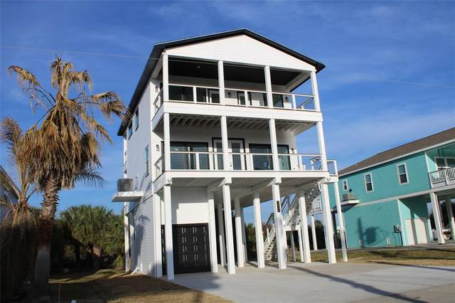 23131 Gulf Dr Drive, Galveston, TX 77554 (MLS #67130966) :: The SOLD by George Team