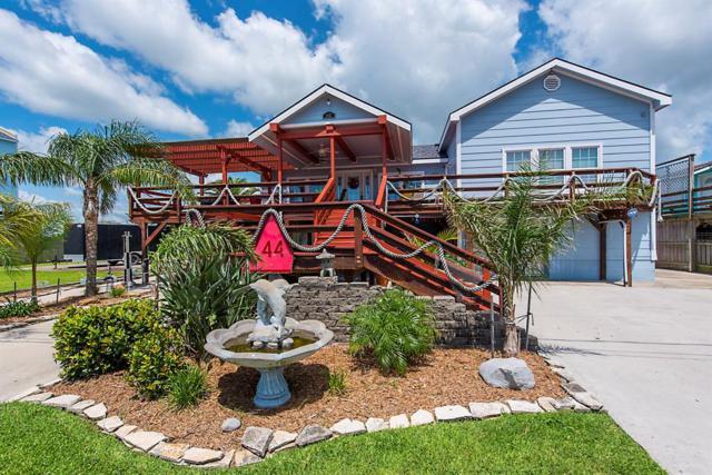 1422 8th Street, San Leon, TX 77539 (MLS #67134301) :: Texas Home Shop Realty