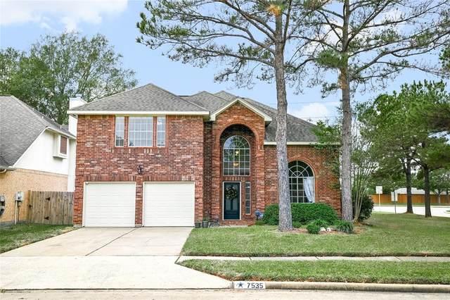 7535 Grand Terrace Court, Houston, TX 77095 (MLS #67145367) :: The Sansone Group