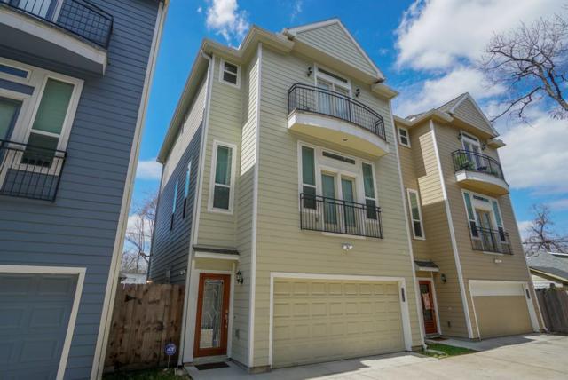711 E 28th Street C, Houston, TX 77009 (MLS #67147979) :: Giorgi Real Estate Group